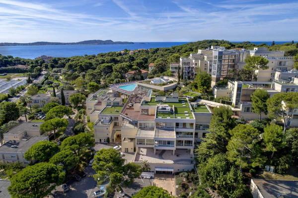 Vue panoramique - Club Marmara Hyères 3* Hyères France Provence-Cote d Azur