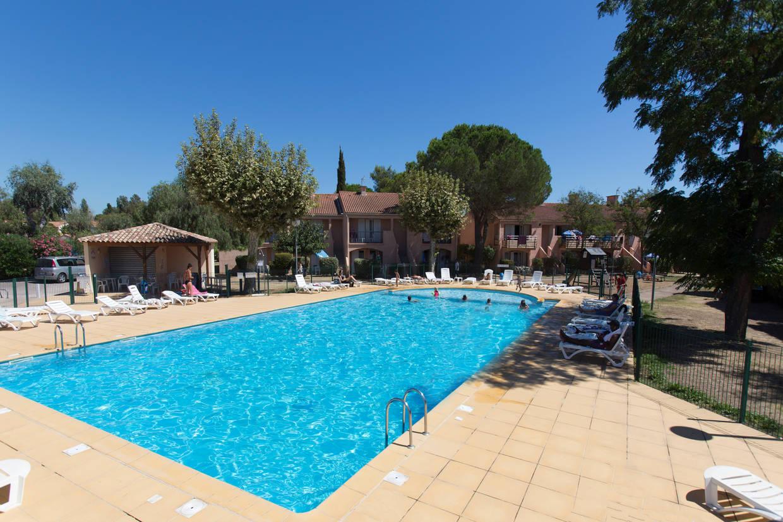 Piscine - Résidence hôtelière Fram Résidence Club Lavandou 3* Le Lavandou France Provence-Cote d Azur