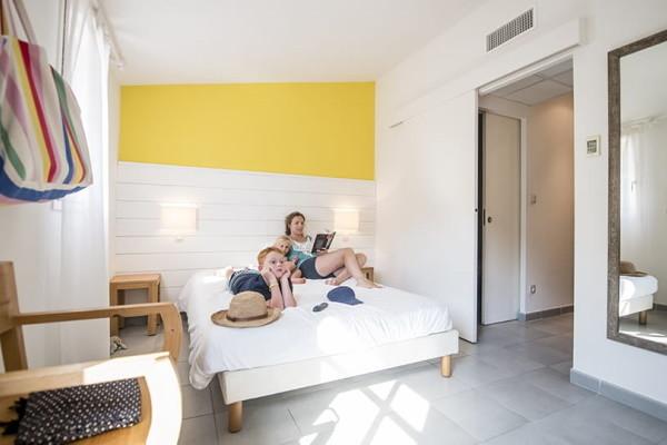 Chambre - Club Village Club du Soleil Le Reverdi 3* Le Plan-de-la-Tour France Provence-Cote d Azur