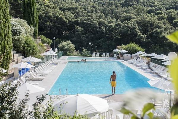 Piscine - Club Village Club du Soleil Le Reverdi 3* Le Plan-de-la-Tour France Provence-Cote d Azur