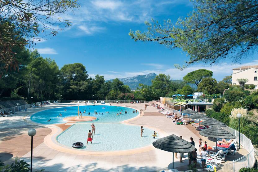 Piscine - Résidence hôtelière Fram Résidence Club Hyères Le Pradet - Avec pension 3* Le Pradet France Provence-Cote d Azur