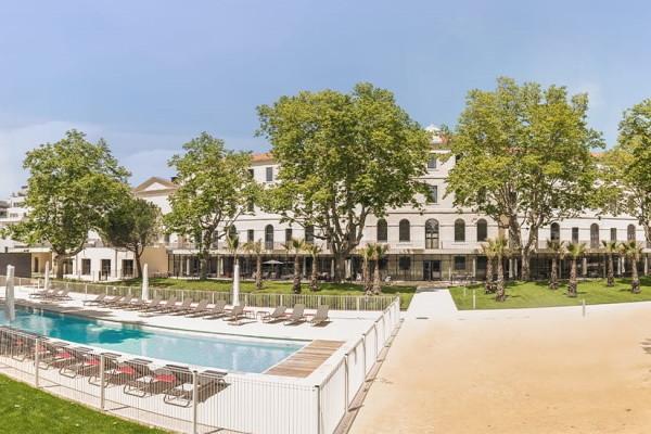 Facade - Club Village Club du Soleil Marseille 3* Marseille France Provence-Cote d Azur