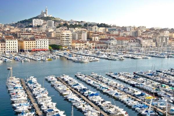 Ville - Club Village Club du Soleil Marseille-La Belle de Mai 3* Marseille France Provence-Cote d Azur