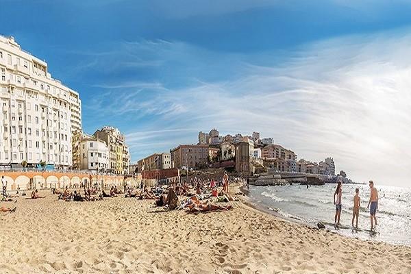Plage - Club Village Club du Soleil Marseille 3* Marseille France Provence-Cote d Azur