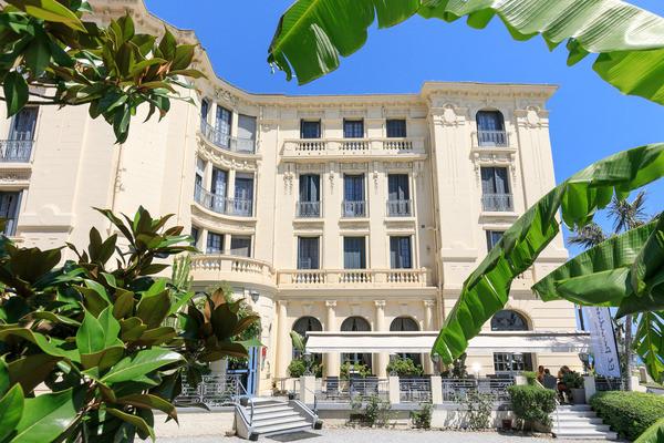 Facade - Hôtel El Paradiso 3*