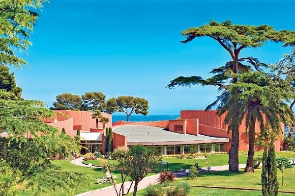 Facade - Hôtel Delcloy 3* Saint Jean Cap Ferrat France Provence-Cote d Azur