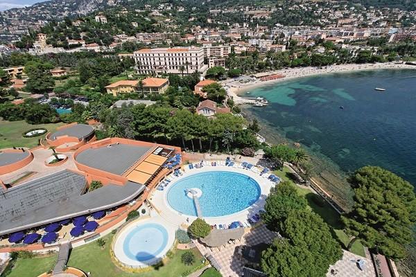 Vue panoramique - Hôtel Delcloy 3* Saint Jean Cap Ferrat France Provence-Cote d Azur