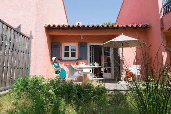 Terrasse - Club Les Chênes Verts 3* Saint Raphael France Provence-Cote d Azur