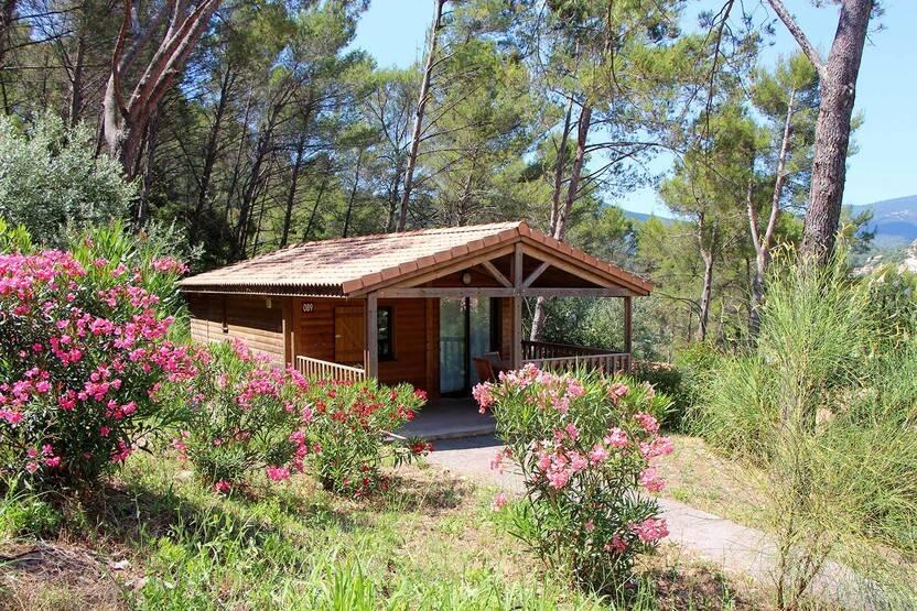 Chambre - Camping Fram Camping Club Pays Varois Solliès-Toucas France Provence-Cote d Azur