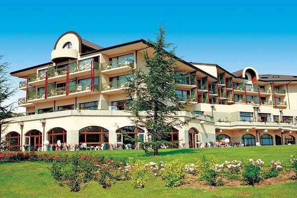 Facade - Hôtel Villa Marlioz 3* Aix Les Bains France Rhone-Alpes