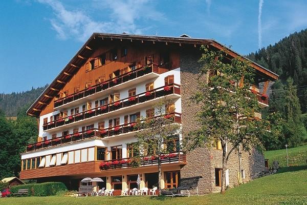 Facade - Hôtel Vacances Bleues Les Chalets du Prariand 3* Megeve France Rhone-Alpes