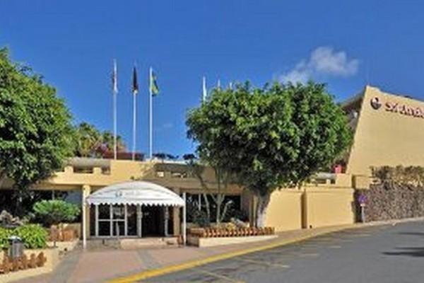 (fictif) - Hôtel Sol Fuerteventura Jandia 3* Fuerteventura Canaries