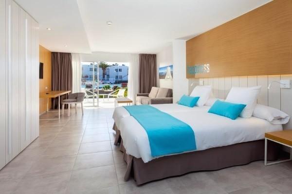 Chambre - Hôtel Bahia de Lobos 4* Fuerteventura Fuerteventura
