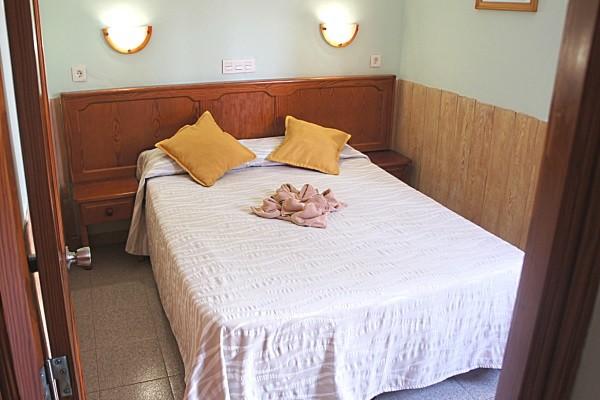 Chambre - Bungalows Castillo Playa 2* Villes Inconnues Pays Inconnus