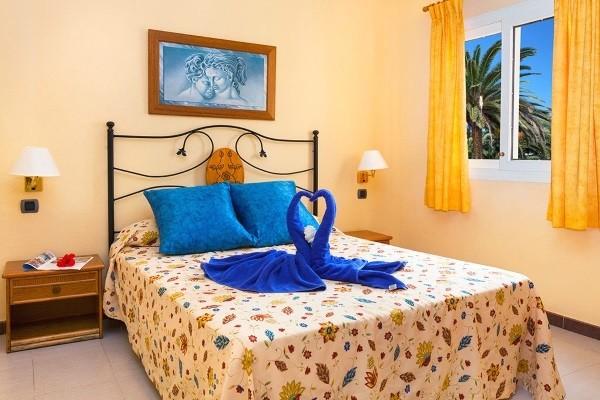 Chambre - Hôtel Club Caleta Dorada 3* Fuerteventura Canaries