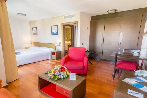 Chambre - Hôtel Corralejo Beach 4* Fuerteventura Canaries