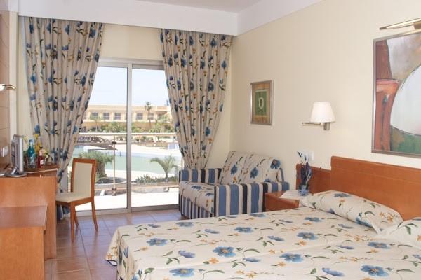 Chambre - Hôtel Cotillo Beach 3* Fuerteventura Canaries