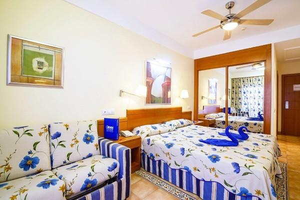 Chambre - Hôtel Cotillo Beach 3* Fuerteventura Fuerteventura