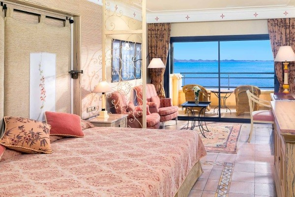 Chambre - Hôtel Gran Hotel Atlantis Bahia Real 5* Fuerteventura Canaries