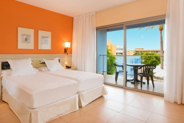 Chambre - Hôtel Iberostar Playa Gaviotas Park 4* Fuerteventura Canaries