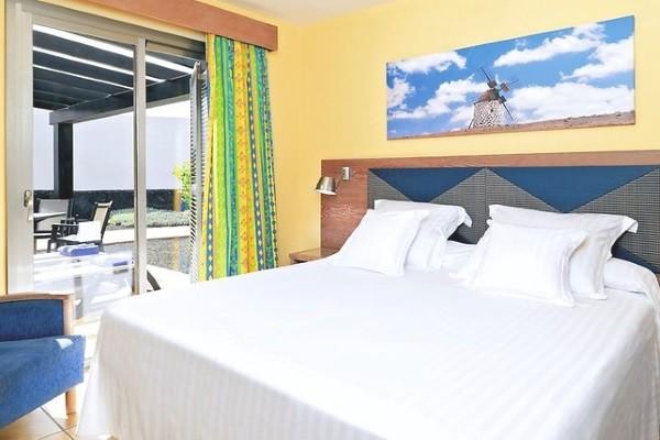 Chambre - Club Jet Tours Castillo Beach 4* Fuerteventura Fuerteventura