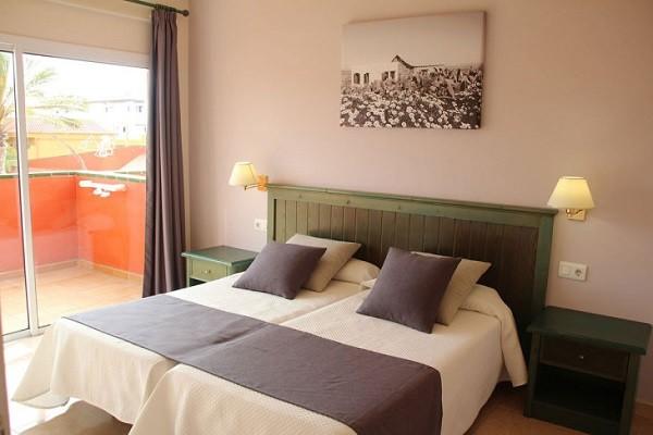 Chambre - Hôtel OASIS VILLAGE 3* Fuerteventura Fuerteventura