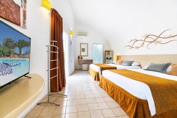 Chambre - Hôtel Risco del Gato Suites The Senses Collection 4* Fuerteventura Fuerteventura