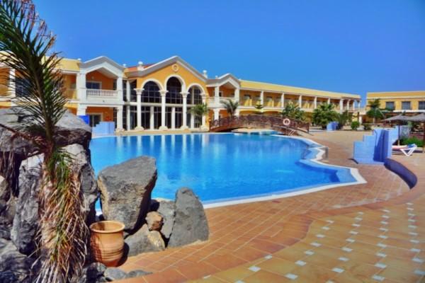 Facade - Hôtel Cotillo Beach 3* Fuerteventura Canaries