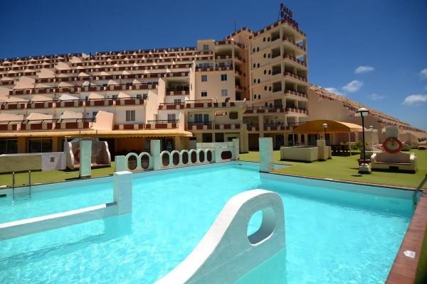 Piscine - Apartamentos Palm Garden 3*