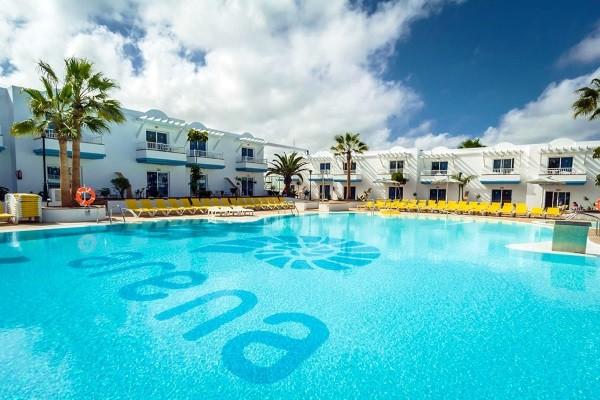 Piscine - Hôtel Arena Beach 3* Fuerteventura Fuerteventura