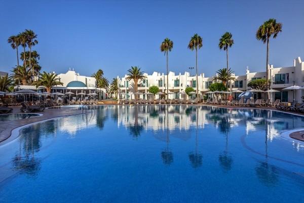 Piscine - Hôtel Barcelo Corralejo Sands 4* Fuerteventura Canaries