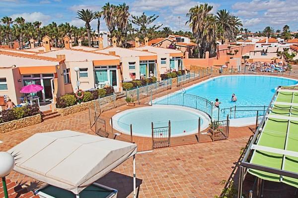 Piscine - Hôtel Bungalows Castillo Playa 2*