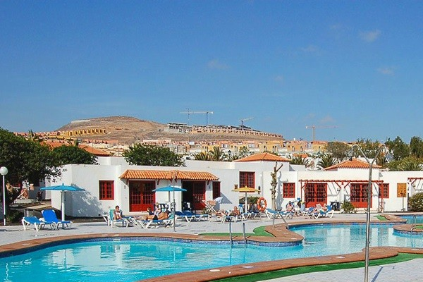 Piscine - Castillo Beach 2* Fuerteventura Canaries