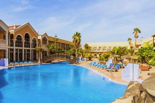 Piscine - Hôtel Cotillo Beach 3*