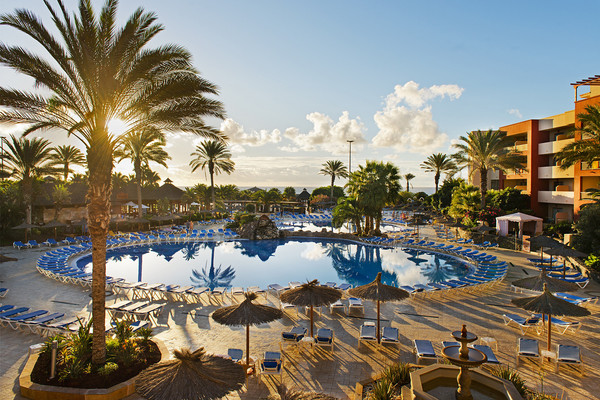 Piscine - Hôtel Elba Carlota 4* Fuerteventura Fuerteventura