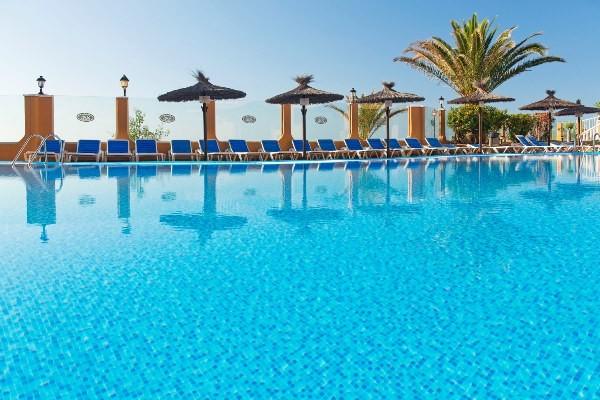 Piscine - Hôtel Elba Castillo Hotel 3* Fuerteventura Fuerteventura