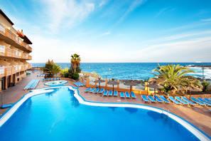 Fuerteventura-Fuerteventura, Hôtel Elba Castillo Hotel