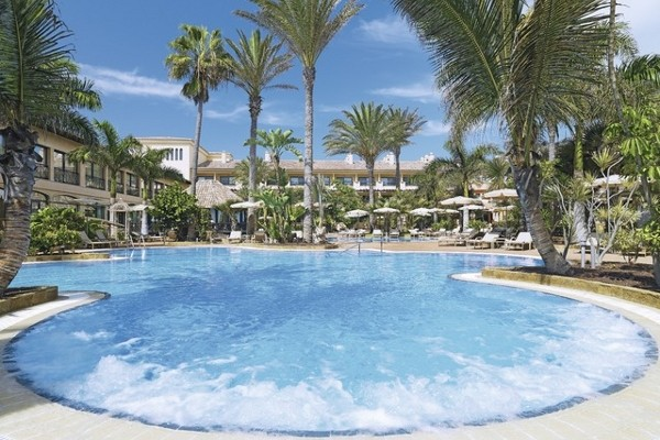 Piscine - Hôtel Gran Atlantis Bahia Real 5* Fuerteventura Canaries