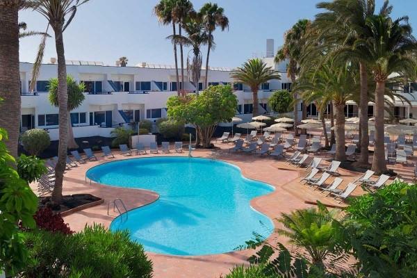 Piscine - Hôtel H10 Ocean Dunas 4* Fuerteventura Fuerteventura