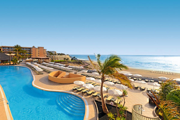 Piscine et plage - Iberostar Fuerteventura Palace