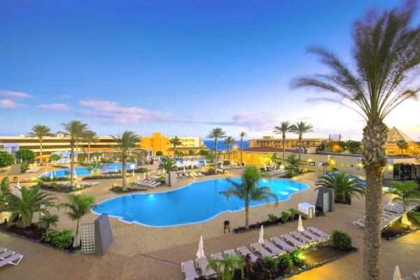 Piscine - Hôtel Iberostar Playa Gaviotas Park 4* Fuerteventura Canaries