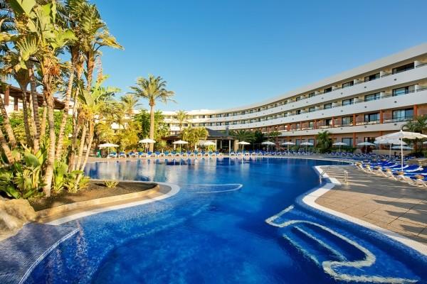 Piscine - Hôtel Iberostar Playa Gaviotas 4* Fuerteventura Canaries