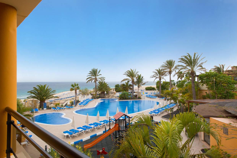 Piscine - Hôtel Iberostar Playa Gaviotas 4* Fuerteventura Fuerteventura