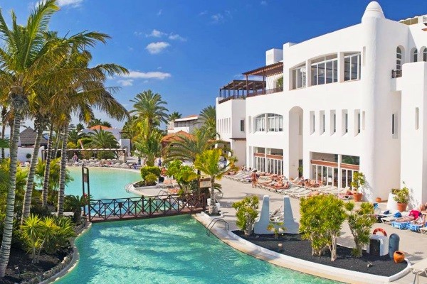 Piscine - Hôtel Jandia Princess 4* Fuerteventura Canaries