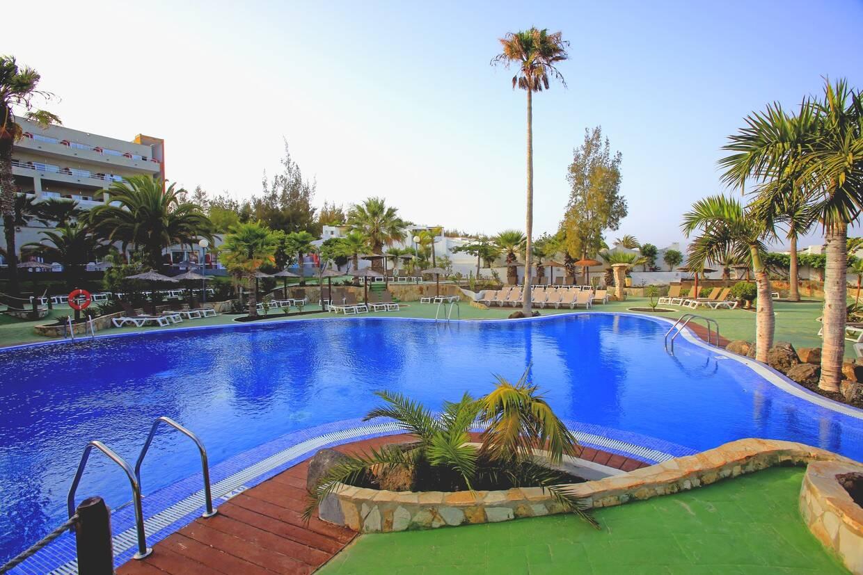 Piscine - Hôtel Labranda Golden Beach 3* Costa Calma Fuerteventura