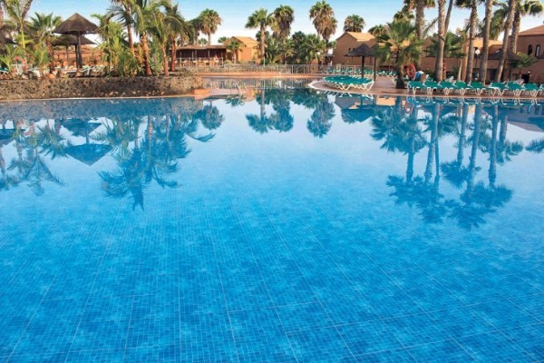 Piscine - Hôtel Oasis Dunas 3* Fuerteventura Fuerteventura