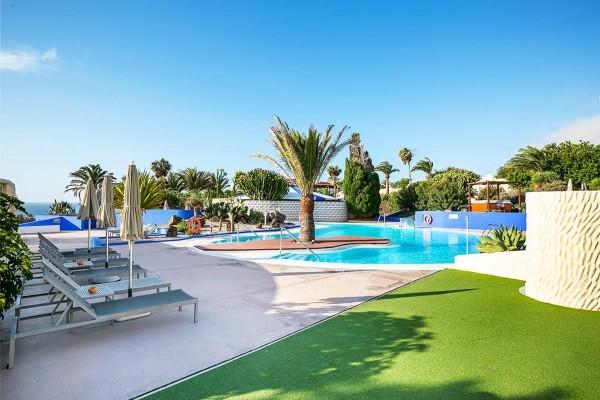 Piscine - Hôtel Risco del Gato Suites The Senses Collection 4* Fuerteventura Fuerteventura
