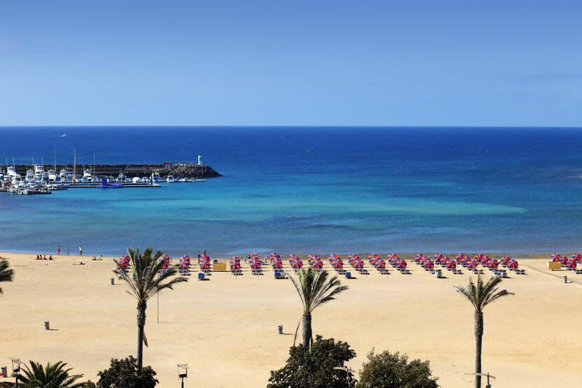 Plage - Hôtel Barceló Fuerteventura Thalasso Spa 4* Fuerteventura Fuerteventura
