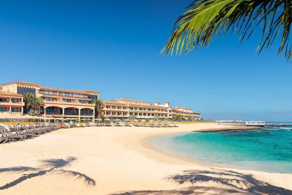 Plage - Hôtel Gran Hotel Atlantis Bahia Real 5* Fuerteventura Canaries