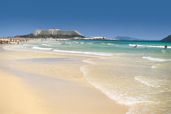 Plage - Hôtel Riu Palace Tres Islas 4* Fuerteventura Fuerteventura